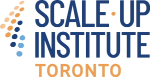 Scale-Up Institute Toronto logo