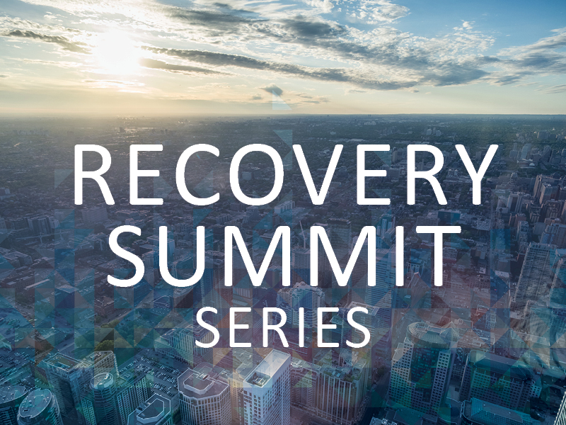Recovery Summit Series Banner