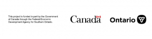 Government of Canada and Government of Ontario sponsor logos
