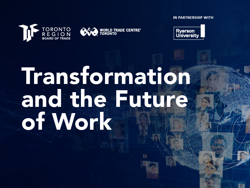 Transformation and the Future of Work Image