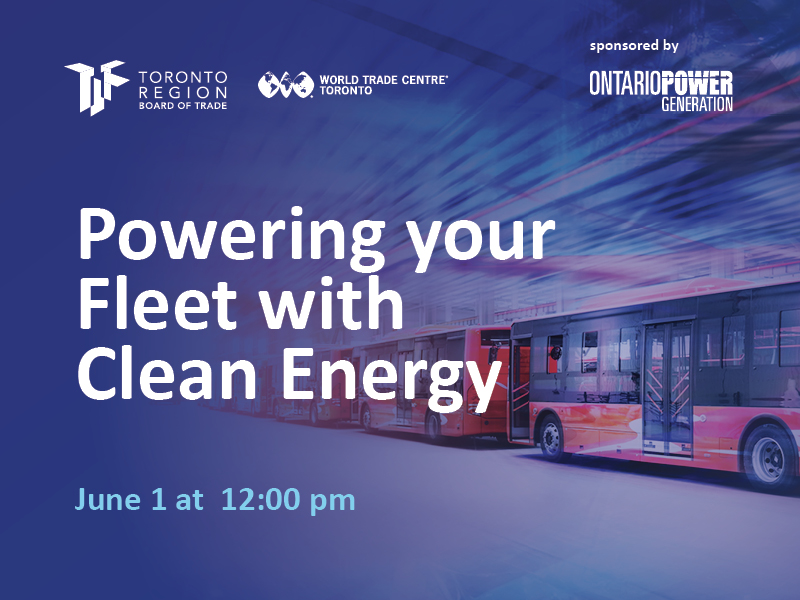 Powering your Fleet with Clean Energy Image