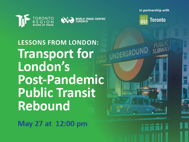 Lessons from London: Transport for London's Post-Pandemic Public Transit Rebound Image